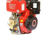 Двигатель дизельный Weima WM178F (вал под шлицы) 6.0 л. с. - фото 7