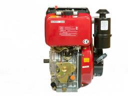 Двигатель дизельный Weima WM186FBE (вал под шпонку) 9.5. ..