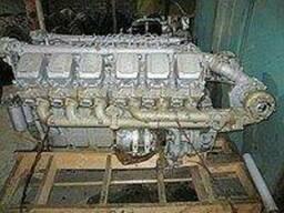 Двигатель дизельный ЯМЗ-240НМ (240НМ2-100018) 500л. с
