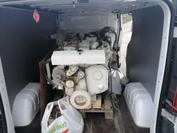 Двигатель для яхты Cummins 6BTA5.9M3 370 л. с. с редуктором