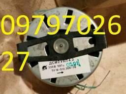 Двигатель ДСМ2 УХЛ 4.2 (Электродвигатель ДСМ-2) - фото 2