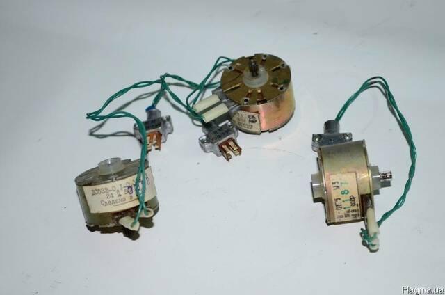 Двигатель ДСО32-01