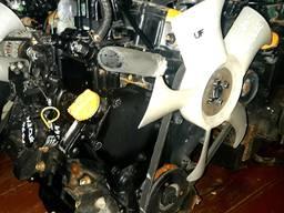 Двигатель к японским мини-тракторам и спецтехники