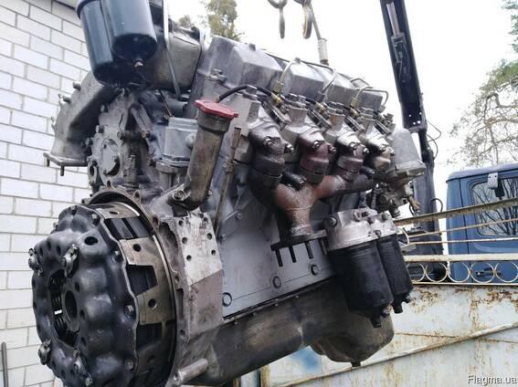 Двигатель КАМАЗ-4310, с хранения, новый, с навесным