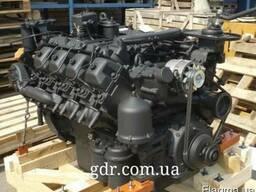 Двигатель КамАз 740. 10-20