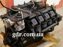Двигатель КамАз 740. 11 (74. 11-240)