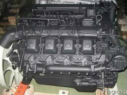 Двигатель КамАЗ 7403.1000400 Турбированный