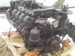 Двигатель Камаз-740. 50 360л. с