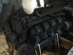 Двигатель КАМАЗ 740.50 турбированный