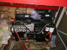 Двигатель 6D114 Komatsu PC 300-7