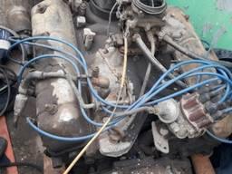 Двигатель , КПП, итд газ53