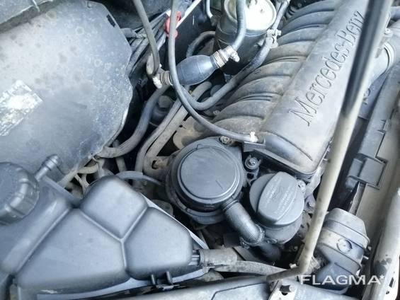 Двигатель Mercedes А-170 OM668 DE 17 LA 1.7CDI турбо