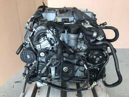 Двигатель Mercedes W216 2006-2013 год. 6. 5 AMG
