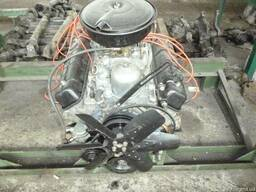 Двигатель мотор двигун Газ 53 3307 66 Паз