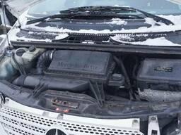 Двигатель мотор двигун Mercedes Vito 639 2.2 OM 2004р. Мерсе