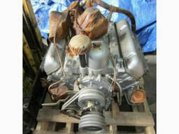 Двигатель, Мотор Газ-66