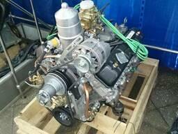 Двигатель Мотор (Газ-66)