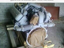 Двигатель на комбайн Дон-1500Б ЯМЗ 238АК