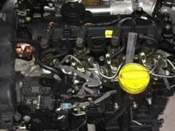 Двигатель на Renault Kangoo 1.5 dci комплектный euro 5