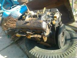 Двигатель на ЗиЛ