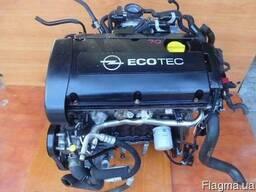 Двигатель Opel Corsa двигатель 1. 6 бензин A16XER