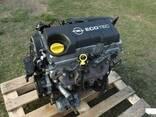 Двигатель Opel Meriva Opel Combo 1.7CDTI Z17DH Оригинальная подержанная деталь − это выход - фото 4