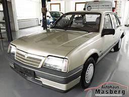Двигатель Опель Кадет, Аскона, 1.8 OHC, E18NV 62 кВт 84 л. с