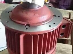 Двигатель подъема КГ 1608-6 1, 5 кВТ