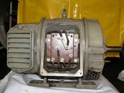 Двигатель постоянного тока П-52