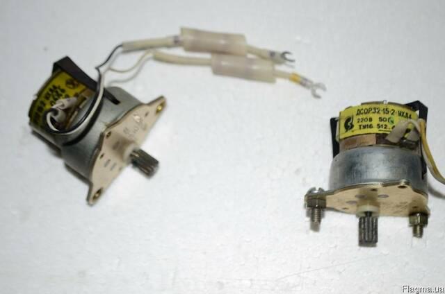 Двигатель приборный ДСОР-32