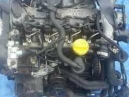 Двигатель Renault Megane II Scenic II 1. 9 DCI