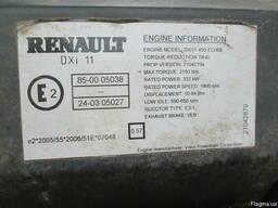 Двигатель Renault Premium 450 DXI б/у - фото 4
