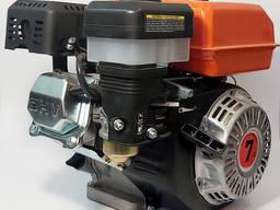 Двигатель с редуктором и сцеплением автомтат Bizon 170F-S(C)
