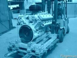 Двигатель на седельный тягач МАЗ-54329