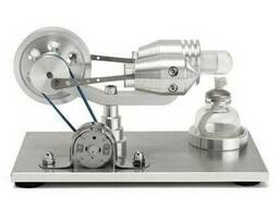 Двигатель стирлинга с генератором stirling engine .