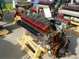 Двигатель В-84