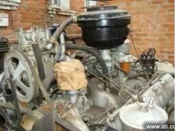 Двигатель в сб. ЗИЛ-130 1-ей ком.(конверсия)