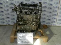 Двигатель в сборе без навесного на Ниссан Кашкай