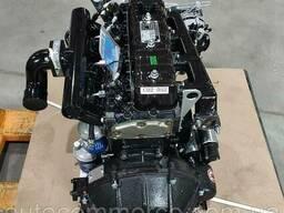 Двигатель в сборе JAC 1020, ДЖАК 1020, Foton 1046, JAC QC490Q (2. 5L)