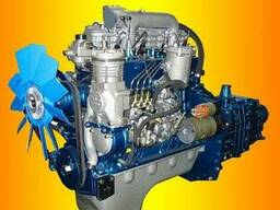 Двигатель в сборе МТЗ-80,82, ЮМЗ-6, Д-65, Д-240, Д-245, Д-24