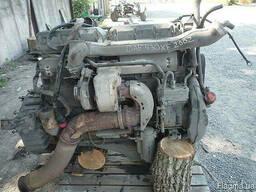 Двигатель первой комплектности MAN/ман/манTGA 18. 460