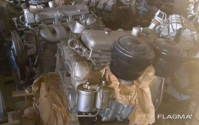 Двигатель ЯАЗ204, новый с хранения