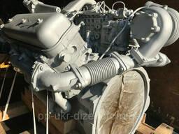 Двигатель ЯМЗ 236 БК (250л. с. ) комбайн Acros