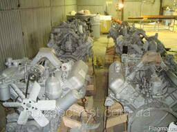 Двигатель ЯМЗ-236БК (250л.с)