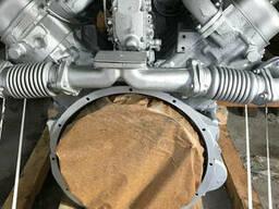 Двигатель ЯМЗ-236Д (185л. с) на Трактор ХТЗ Т-150