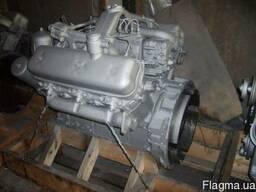 Двигатель ЯМЗ-236Д-2 на трактор ЛТЗ-155