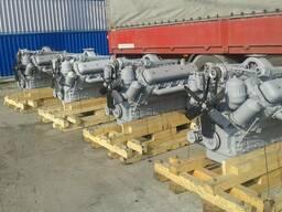 Двигатель ЯМЗ 236М2-1000016-52