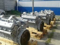 Двигатель ЯМЗ 236М2-1000146-46