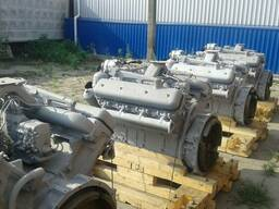 Двигатель ЯМЗ 236М2-1000186-31