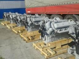 Двигатель ЯМЗ 236М2-1000186-33